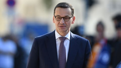 Critics of Prime Minister Mateusz Morawiecki's government said the  law was an attempt to take greater control over the judiciary.