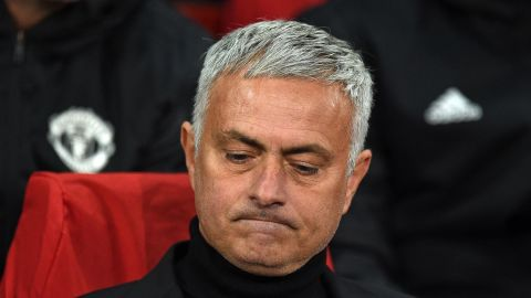 With United trailing English Premier League leaders Liverpool by 19 points, Mourinho was fired by United on Tuesday.