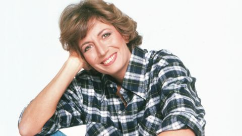LOS ANGELES - 1979:  Actress Penny Marshall poses for a portrait in 1979 in Los Angeles, California.  (Photo by Harry Langdon/Getty Images)