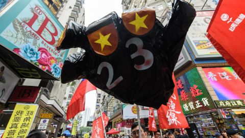 Article 23 of Hong Kong's Basic Law, an anti-sedition clause, has long loomed over the city's politics.