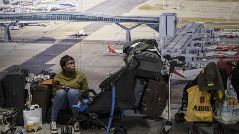 The shutdown has sparked delays and diversions in the run-up to the Christmas getaway.