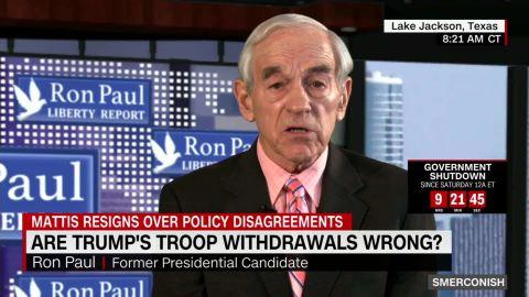 Ron Paul on Trump's troop withdrawals_00020219.jpg