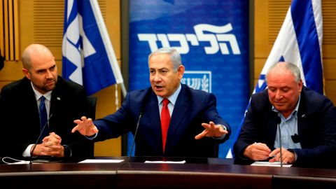 Early polls suggest many Israelis continues to have faith in PM Benjamin Netanyahu and his leadership.
