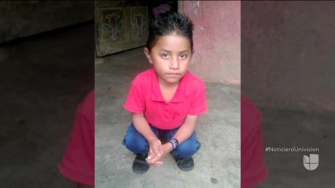 Family supplied image of the 8-year-old Guatemalan Boy Felipe Gomez Alonzo, who died while in the custody of US Customs and Border Patrol in New Mexico/El Paso, Texas border region.