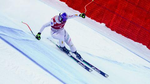 Dominik Paris clinched a third victory in Bormio, Italy.