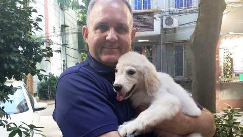 The American detained in Russia, Paul Whelan, 48, lives in Novi, MI according to his twin brother David Whelan.