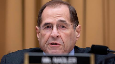 Ranking member of the House of Representatives Judiciary Committee Rep Jerry Nadler, Democrat of New York, gives his opening statement prior to the testimony of United States Homeland Security Secretary Kirstjen Nielsen before the House of Representatives Judiciary Committee on Capitol Hill in Washington, DC on December 20, 2018. Credit: Alex Edelman / CNP   usage worldwide Photo by: Alex Edelman/picture-alliance/dpa/AP Images