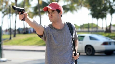 """<strong>Outstanding performance by a male actor in a miniseries or television movie:</strong> Darren Criss, """"The Assassination of Gianni Versace: American Crime Story"""""""