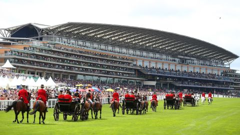 """Just the name """"Ascot"""" conjures visions of royalty, elegance, high fashion and world-class racing. The racecourse was opened in 1711 by Queen Anne, and Royal Ascot is still one of the most celebrated meetings on the calendar."""