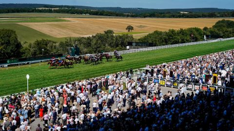 The rolling Sussex countryside unfolds in front of one of the most iconic venues in flat racing. Goodwood has hosted racing since 1802 and offers the perfect setting for the famous Glorious Goodwood meeting.