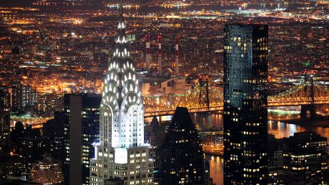 NEW YORK CITY, NY, USA - MAR 30: The Chrysler Building was designed by architect William Van Alena as Art Deco architecture and the famous landmark. March 30 in Manhattan, New York City.; Shutterstock ID 145526665; Job: -