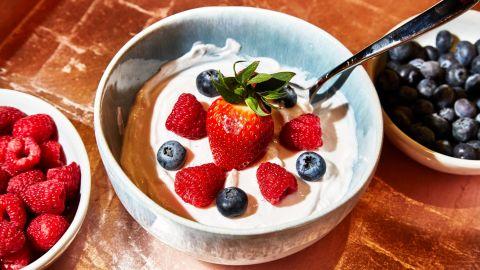 Two Good is a new low-sugar Greek yogurt from Danone.