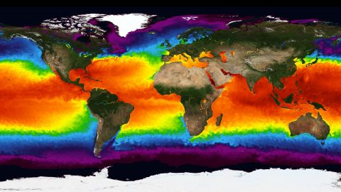 The year 2018 was the hottest for the planet's oceans since global records began in 1958.