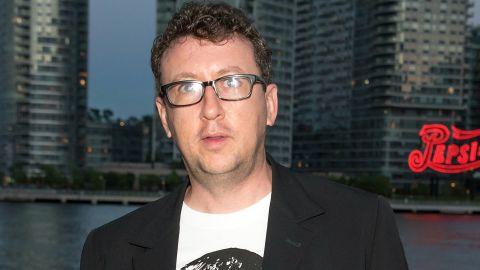BuzzFeed News reporter Jason Leopold in 2016.