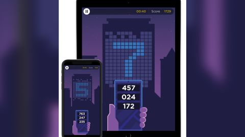 Cambridge University researchers developed the game Decoder to improve people's ability to concentrate.