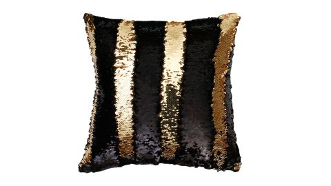 """<strong>One of those really fun reversible sequin throw pillows you can write messages in ($23.49; </strong><a href=""""https://www.target.com/p/melody-mermaid-reversible-sequin-throw-pillow-decor-therapy/-/A-54006594"""" target=""""_blank"""" target=""""_blank""""><strong>target.com</strong></a><strong>)</strong>"""