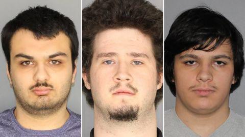 Vincent Vetromile, Brian Colaneri and Andrew Crysel pleaded guilty to charges in connection with foiled plot to attack against a Muslim community in upstate New York.