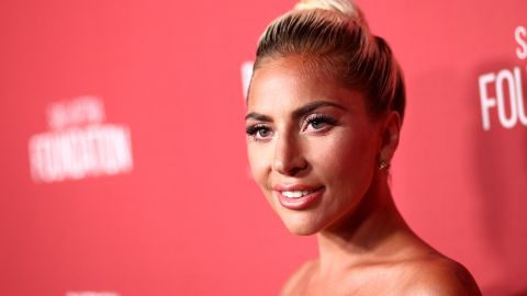 BEVERLY HILLS, CA - NOVEMBER 08:  Lady Gaga attends the SAG-AFTRA Foundation's 3rd Annual Patron of the Artists Awards at the Wallis Annenberg Center for the Performing Arts on November 8, 2018 in Beverly Hills, California. (Photo by Tommaso Boddi/Getty Images for SAG-AFTRA Foundation)