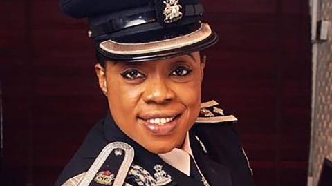 Nigerian police official Dolapo Badmos has warned gay Nigerians to leave the country or risk prosecution.