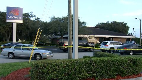 At least five people were killed in a shooting at SunTrust Bank in Sebring, Florida Wednesday according to Sebring Police Chief Karl Hoglund.