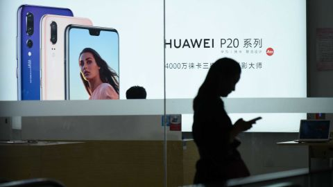 Huawei's sold more than 200 million smartphones in 2018.