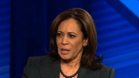 Sen. Kamala Harris (D-CA) at CNN Town Hall 1/28/2019.