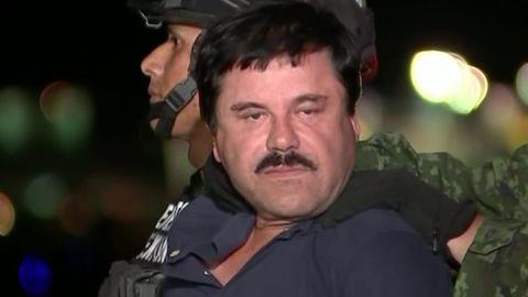"After five weeks. Joaquín ""El Chapo"" Guzmán's case heads to a jury."