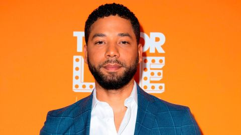 US actor Jussie Smollett attends the Trevor Live Los Angeles Gala 2018, in Beverly Hills, California on December 2, 2018. (Photo by VALERIE MACON / AFP)        (Photo credit should read VALERIE MACON/AFP/Getty Images)