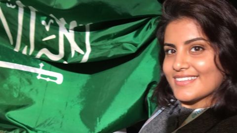 Jailed Saudi activist Loujain al-Hathloul