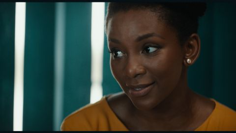 """""""Lionheart"""" stars Genevieve Nnaji as a woman trying to keep her family's business afloat. She directed the film as well."""