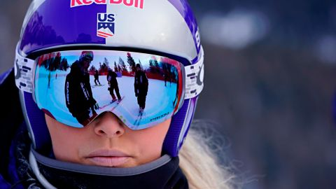 """After much soul-searching Vonn announced that she will retire from skiing after competing in the World Championships in Are, Sweden in February 2019. """"My body is screaming at me to STOP and it's time for me to listen,"""" she said."""