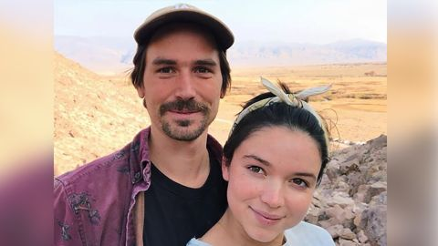 """Former """"The Bachelor"""" contestant Bekah Martinez and her boyfriend Grayston Leonard welcomed their first child together in February. <a href=""""https://people.com/parents/bekah-martinez-welcomes-first-child/"""" target=""""_blank"""" target=""""_blank"""">People reported </a>the baby was a girl."""