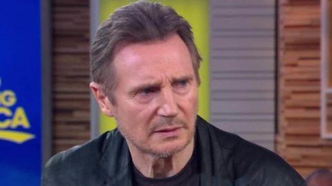 Actor Liam Neeson's whitesplained while trying to explain why he once sought to attack a black man at random in public.