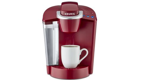 """<strong>Keurig K-Classic Coffee Maker ($89.99; </strong><a href=""""https://amzn.to/2TkTdkN"""" target=""""_blank"""" target=""""_blank""""><strong>amazon.com</strong></a><strong>) </strong>"""