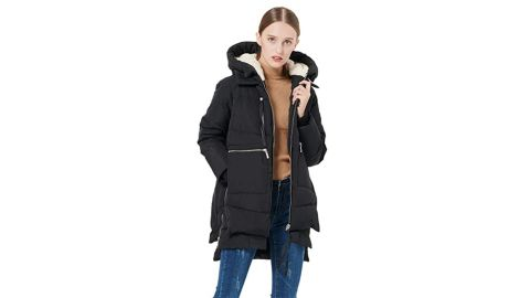 """<strong>Orolay Women's Down Jacket ($129.995; </strong><a href=""""https://amzn.to/2MH8fP"""" target=""""_blank"""" target=""""_blank""""><strong>amazon.com</strong></a><strong>) </strong><br />"""