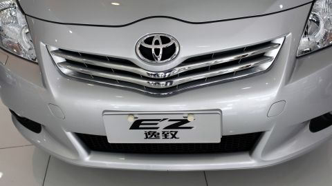 Toyota could be benefiting from the trade war between China and the United States.