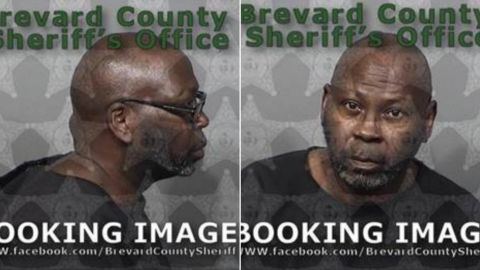 Willie Shorter Sr., who has been arrested and charged for impregnating a mentally disabled woman who lived at the Florida group home where he worked, appears in this booking photo from the Brevard County Sheriff's Office.