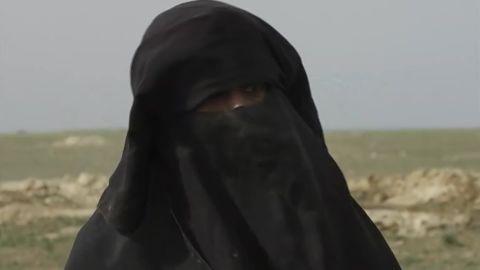 families fleeing ISIS
