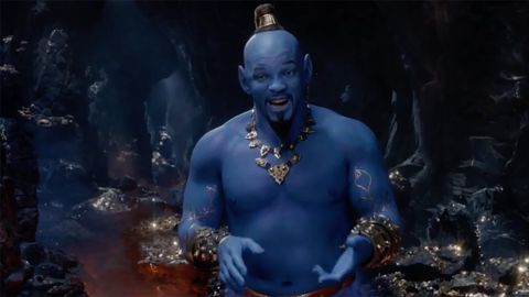 (May 24) -- Don't you dare close your eyes. Disney is taking us back to Agrabah in the live-action adaptation of of the animated classic and it's going to be a must-see for those who loved the original. Sure, the early sneak peeks at Will Smith's genie made people want to close their eyes, but let's hold our breath and hope it gets better.