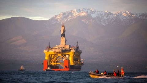 Shell is facing a lawsuit over its role in climate change.