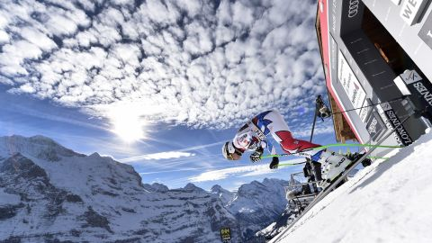 Snow covers the mountains and the 2018-2019 ski racing season is under way. Here's some of the best photos from the circuit.