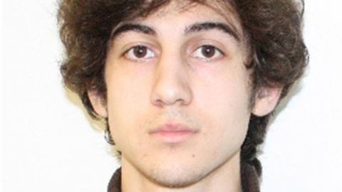 UNKNOWN - APRIL 19: In this image released by the Federal Bureau of Investigation (FBI) on April 19, 2013, Dzhokhar Tsarnaev, 19-years-old, a suspect in the Boston Marathon bombing is seen. After a car chase and shoot out with police one suspect in the Boston Marathon bombing, Tamerlan Tsarnaev, 26, was shot and killed by police early morning April 19, and a manhunt is underway for his brother and second suspect, 19-year-old suspect Dzhokhar A. Tsarnaev. The two are suspects in the bombings at the Boston Marathon on April 15, that killed three people and wounded at least 170. (Photo provided by FBI via Getty Images)