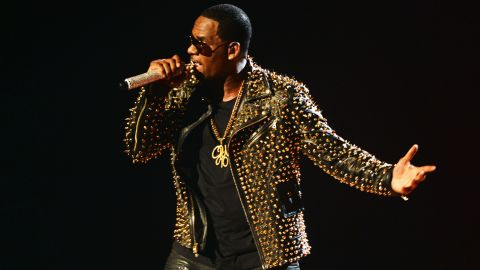 LOS ANGELES, CA - JUNE 30:  Recording artist R. Kelly performs onstage during the 2013 BET Awards at Nokia Theatre L.A. Live on June 30, 2013 in Los Angeles, California.  (Photo by Mark Davis/Getty Images for BET)