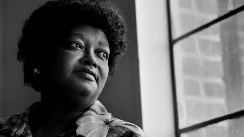 """""""Being dragged off that bus was worth it just to see Barack Obama become president,"""" said Claudette Colvin, who before Rosa Parks was arrested for keeping her bus seat in Montgomery, Alabama."""
