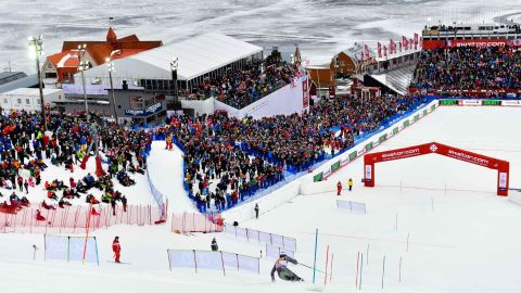 Are, the home of the 2019 World Ski Championships.