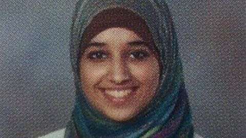 AL: ISIS Teen- Hoda MuthanaPictures of Hoda from 2012 High school yearbook- Hoover High School in Hoover, Alabama
