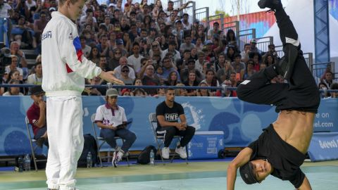 Breakdancing could make its Olympic debut at Paris 2024.