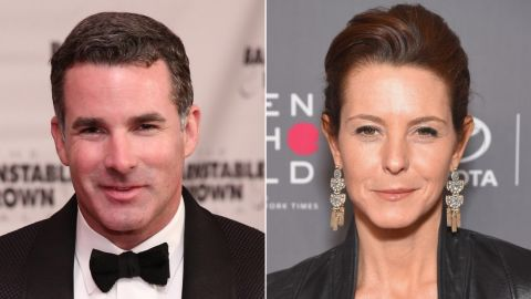 Under Armour founder and CEO Kevin Plank has been soliciting business advice from MSNBC anchor Stephanie Ruhle, the Wall Street Journal reported Thursday.