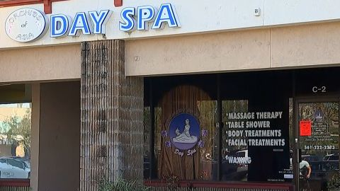 Orchids of Asia Day Spa in Jupiter, Florida