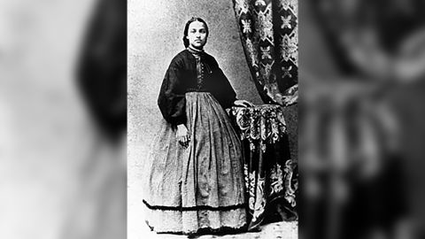 Mary Jane Patterson made history when she graduated in 1862 from Oberlin College.